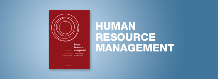 HR bogen - Human Resource Management